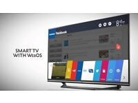 """LG 55UF770V 55"""" 4K Ultra HD LED Smart TV with Magic Remote and Freeview HD £545 ono"""