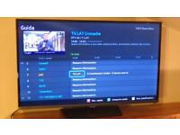 """Samsung 32"""" Led Full HD 1080p tv Freeview HD excellent Condition"""
