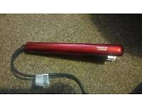Nicky Clarke hair straighteners