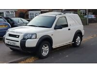LAND ROVER FREELANDER 4X4 TD4 WHITE 2.0 TURBO DIESEL MINT CONDITION VERY CLEAN BARGAIN MAY PART EX