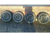 Skoda fabia winter wheels and tyres