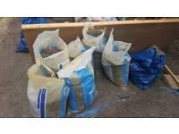 Free Bags of shingle