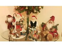 Christmas decorations job lot, tree, lights and ornaments