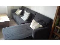 Corner Sofa and matching chair