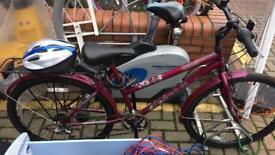 Women's bike like new challenger