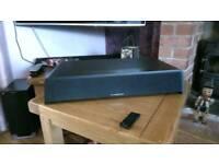Cambridge audio minx TV plinth