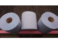 Blue Rolls - For general wiping, drying & cleaning - construction, mechanics, engineering decorators