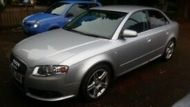 Audi A4 3.0 Tdi Quattro S Line Auto Leather