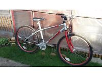 Peugeot adult bike - good condition - lightweight aluminium frame - Orpington KENT