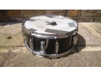 "Pearl Export 14"" Snare Drum in Black for Drum Kit"