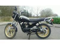 Look 125cc motorcycle learner legal