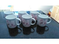 Laura Ashley mugs (never used)