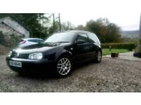 VW Golf Mk4 GTI TURBO, full mot, good spec. (not type r, civic, subaru, evo, m3, skyline)