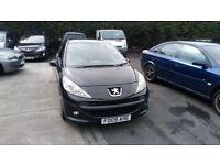 Peugeot 207 1.4 diesel mot 12 months