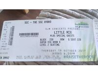 Little Mix Tickets Glasgow Hydro Thurs 19th Oct 2017