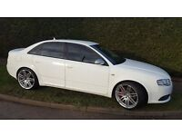 Audi A4 sline with full RS facelift