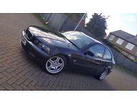 2003 (52) BMW 3 SERIES E46 318ti SE 2.0L PETROL MANUAL 3DR COMPACT MOT NOV 17 HPI CLEAR F.S.H 2 KEYS