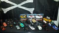 Hot Wheels movie/tv themed Collection