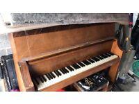 Bentley piano just needs tuning