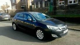 Vauxhall Astra J 2010 1.7 cdti