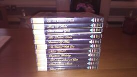 selection of deanna durbin dvds