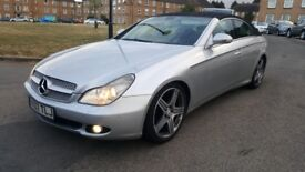 MERCEDES CLS 320CDI AUTO 300+BHP STUNNING CAR ONE OF A KIND LOOKS AND DRIVES LIKE NEW