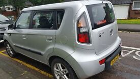 Kia Soul 2 1.6 petrol manual. Excellent condition, 6 mths warranty left and full serv history