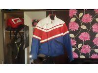 Scott motorbike jacket