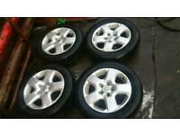 "16"" vauxhall wheels"
