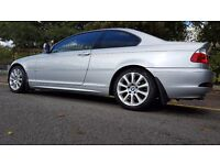 BMW 3 SERIES COUPE DIESAL M SPORT STYLING PACK 320D