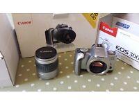 Canon SLR film camera