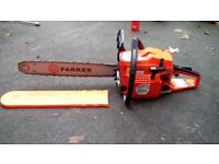 Parker Petrol Chainsaw
