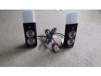 philips SGC5103bd speakers 55 ono still boxed