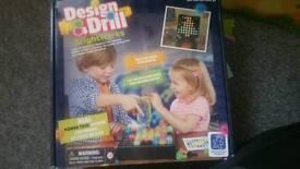 Design Drill toys