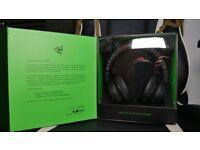 Razer Kraken Chroma 7.1 Headphones NEW!!!