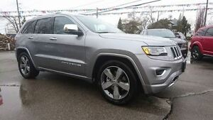2016 Jeep Grand Cherokee BRAND NEW, OVERLAND, V8
