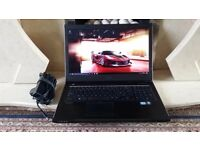 17.3 LED Wide Screen (1600 × 9000) Graphics laptop, 4GB RAM, Super FAST 115GB SSD, Office, Photoshop