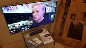 "Smart TV, Full HD Freeview, Panasonic Slim LED 32"" Model no TX-32E6B. Smart Viera, Web Browser Wifi"