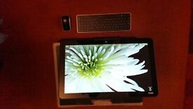 """DELL XPS 18 1820 18"""" TABLET/ALL IN ONE PC VERY GOOD SPEC AS NEW CONDITION BARGAIN"""