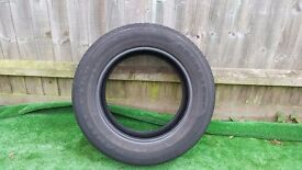 Part worn - Radial F109 Rockstorm - 215/60/R16