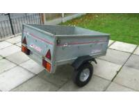 selection of trailers
