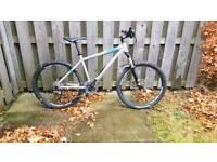 Genesis core 26.5 hardtail mountain bike