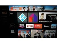 KODI for Amazon Firestick / Fire TV Box