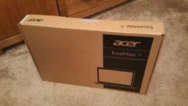 brand new Acer TravelMate Laptop, kaby lake i5 7200u, 256GB SSD