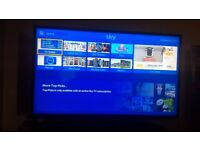 television seiki 55'' led hd 1080p tv excellent condition hardly used first £250 no offers