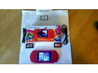 100 Games Handheld Games Console Brand New