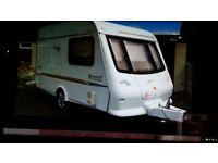 TOURING CARAVAN WANTED