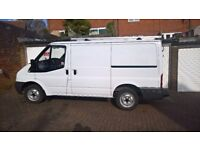 Ford Transit, good condition, low mileage, long Mot