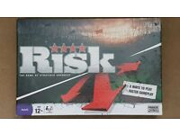 Risk, The Game of Strategic Conquest