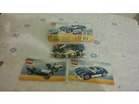 Car Lego Set
